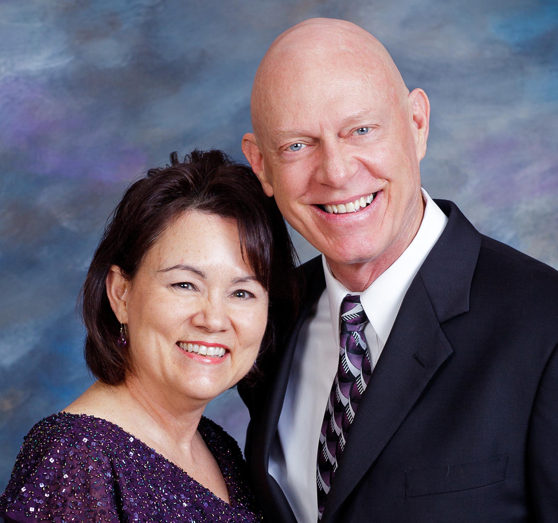 Carlos Rey & Linda Stewart